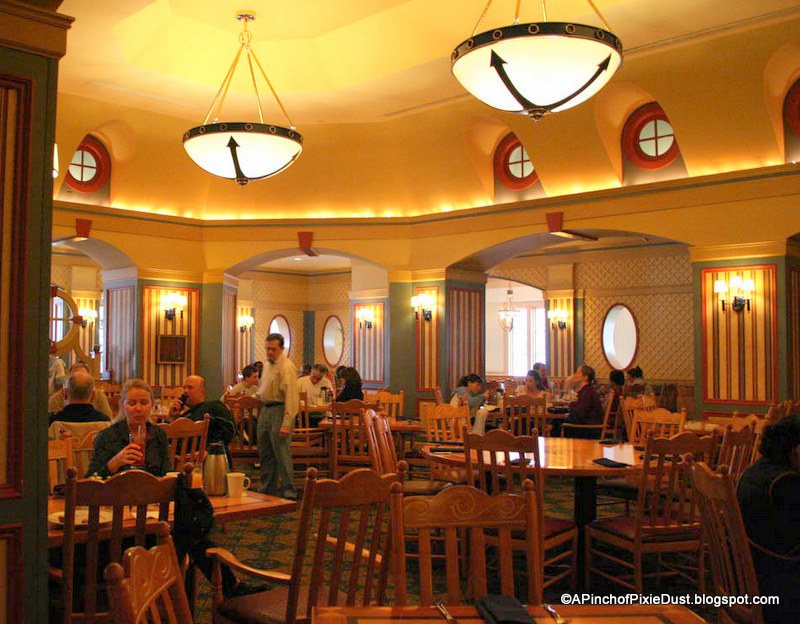 The Main Dining Room