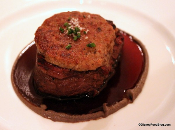 Filet at Monsieur Paul