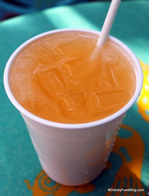 Mandarin Orange Vodka Lemonade