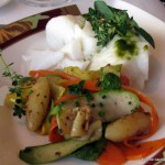 Guest Review: Dinner at Palo Aboard Disney Cruise Line's Fantasy Cruise Ship