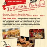 Splitsville in Downtown Disney Now Takes Tables in Wonderland Discount