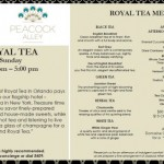 Perfect Mommy/Daughter Day: Royal Tea at Waldorf Astoria Orlando!