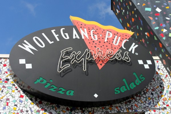 Wolfgang Puck Express on the West Side