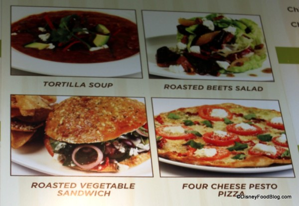 What Food Can Be Ordered On Disney Meal Plan