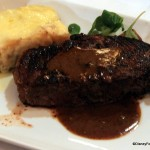 Review: Yachtsman Steakhouse at Disney's Yacht Club Resort