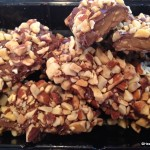 Dining in Disneyland: Making English Toffee at the Candy Palace