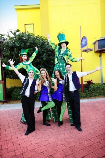 Celebrate St. Patrick's Day at Raglan Road!