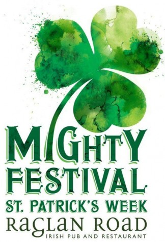 raglan road st patricks week
