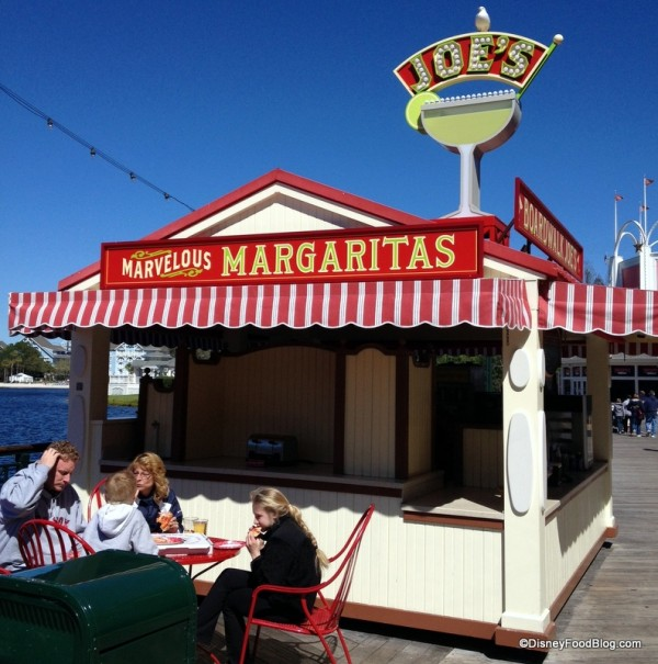 Marvelous Margaritas at BoardWalk Joe's!