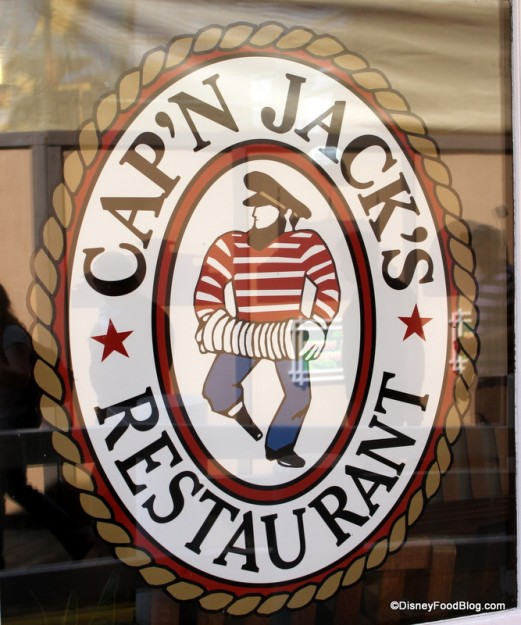 Captain Jacks Will Be Closing to Make Room for New Disney Springs Development
