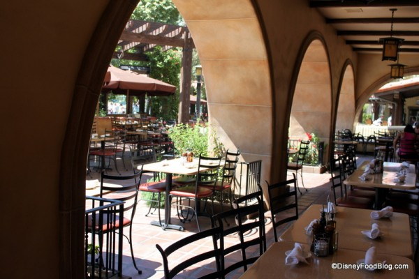 Review Wine Country Trattoria At Disney California
