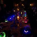 Dining in Disneyland: Marc Davis Centennial Dinner INSIDE the Haunted Mansion
