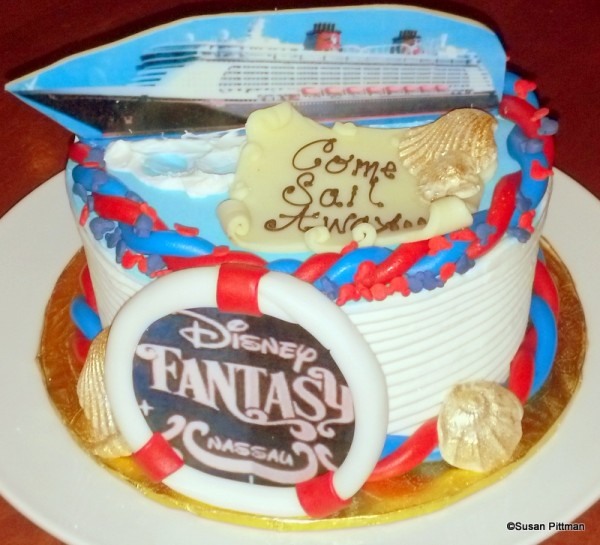 Disney Cruise Specialty Cakes