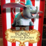 New! Souvenir Dumbo Popcorn Container in Disney World
