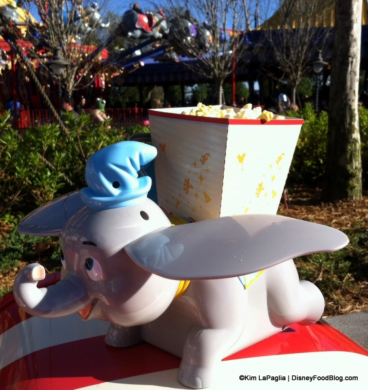 New! Souvenir Dumbo Popcorn Container - 246.0KB