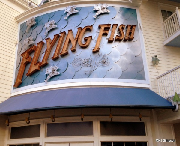 Flying Fish, is a DFB Favorite!