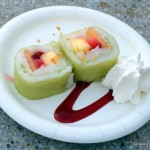 Disney Recipe: Frushi from Epcot's International Flower and Garden Festival