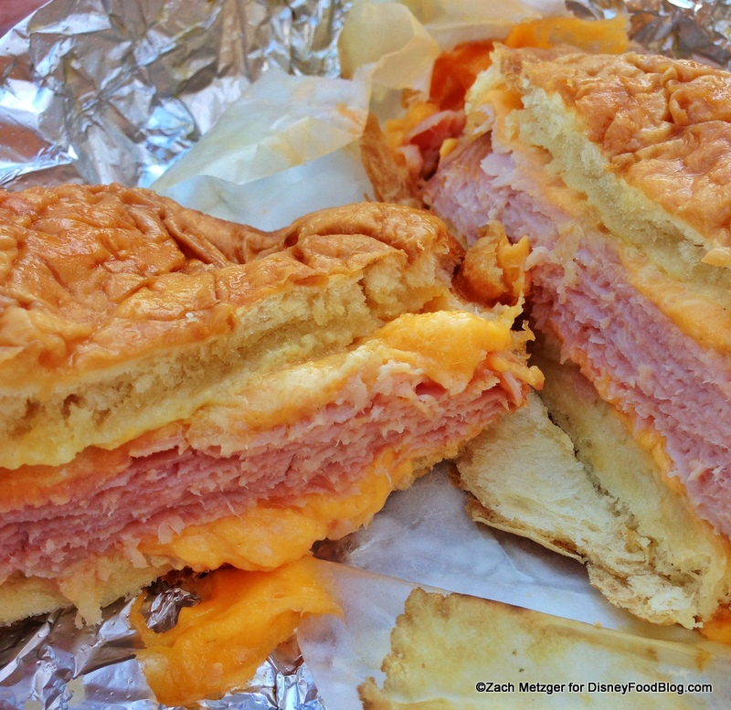 Ham And Leek Sandwich With Cheddar Sauce Recipes — Dishmaps