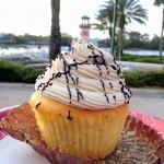 Snack Series: Monkey Cupcake at Disney's Caribbean Beach Resort