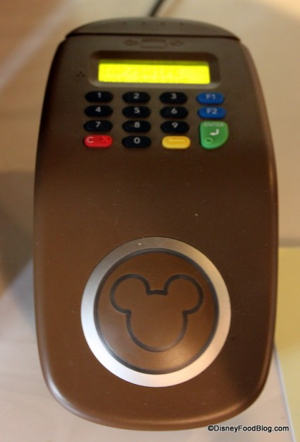 Touch to Pay at a Counter Service Location