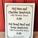 NEW! Hot Sandwiches Debut in Magic Kingdom's Liberty Square!