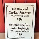 NEW! Hot Sandwiches Debut in Magic Kingdom's Liberty Square!
