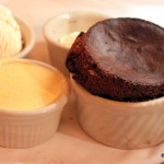 Disney Recipe: Shula's Steak House Chocolate Soufflé