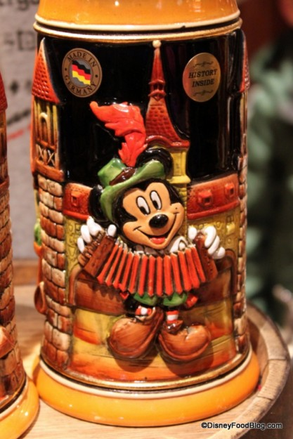 Fun Find: Limited Edition Beer Steins in Epcot's Germany ...