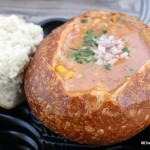 Review: Bread Bowls and Cinnamon Rolls at Pacific Wharf Cafe