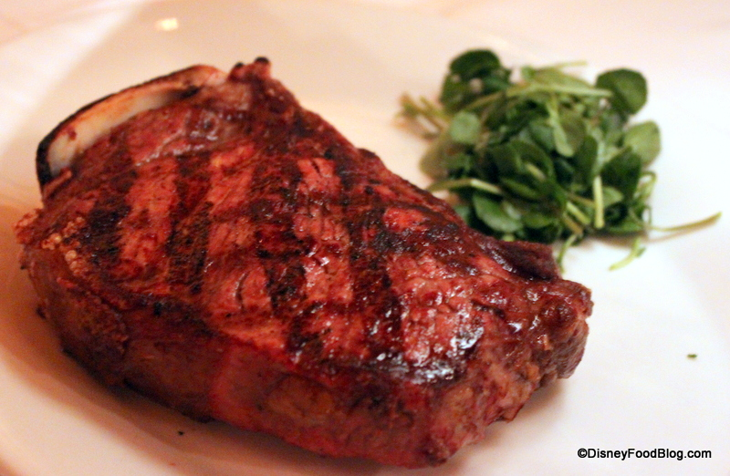 Review Shula S Steak House At The Walt Disney World Dolphin