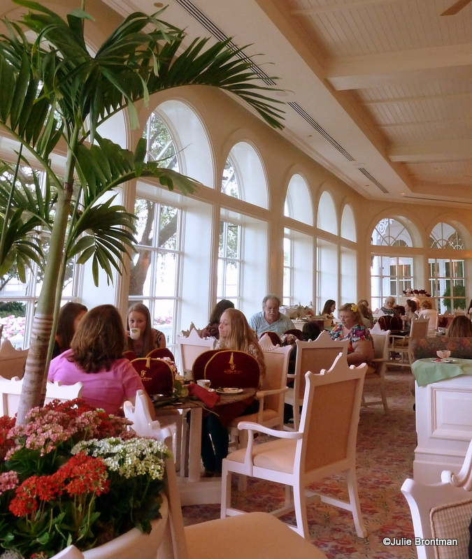 Guest Review Afternoon Tea At The Grand Floridian S Garden View Lounge The Disney Food Blog