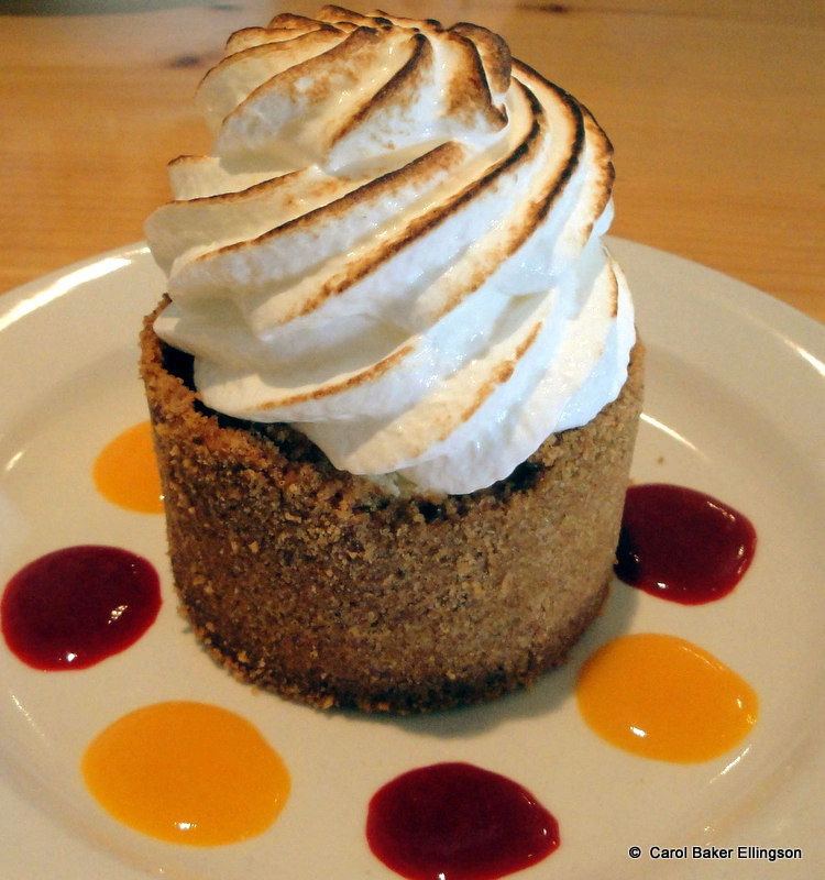 ... Key Lime Pie from Olivia's Café at Disney's Old Key West Resort