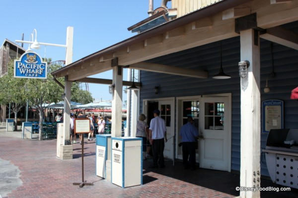 Pacific Wharf Cafe