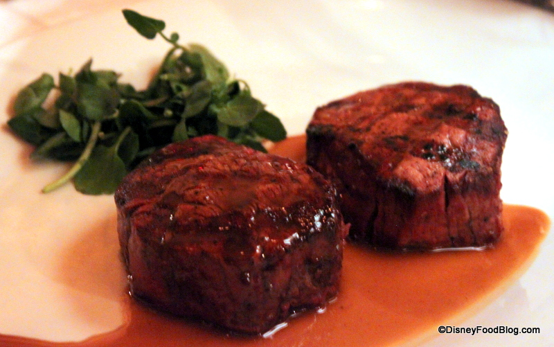 Review Shula S Steak House At The Walt Disney World