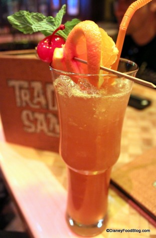 Indulge at Trader Sam's at the Poly!