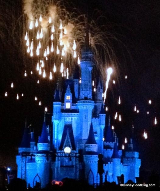 Wishes at Magic Kingdom
