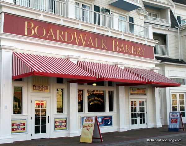 BoardWalk Bakery