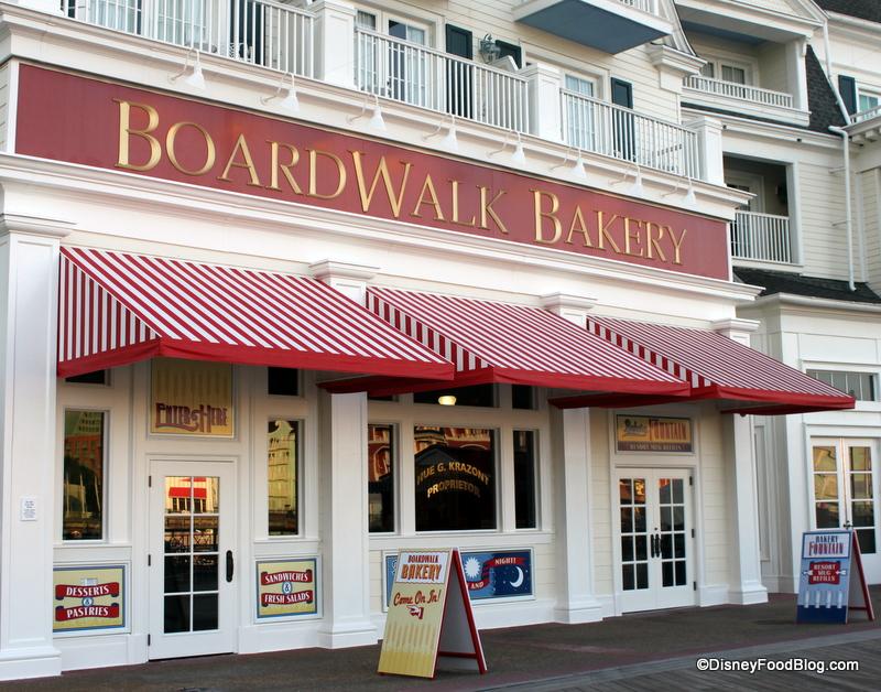 first look  the new boardwalk bakery in walt disney world