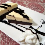 DIY Disney Recipe: Cheesecake Brownie from Disney's BoardWalk Bakery