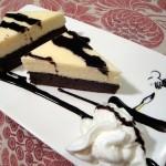 DIY Disney Recipe: Cheesecake Brownie from Disney's BoardWalk Bakery