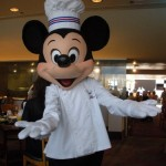 News: Chef Mickey's Temporarily Relocating to Convention Center