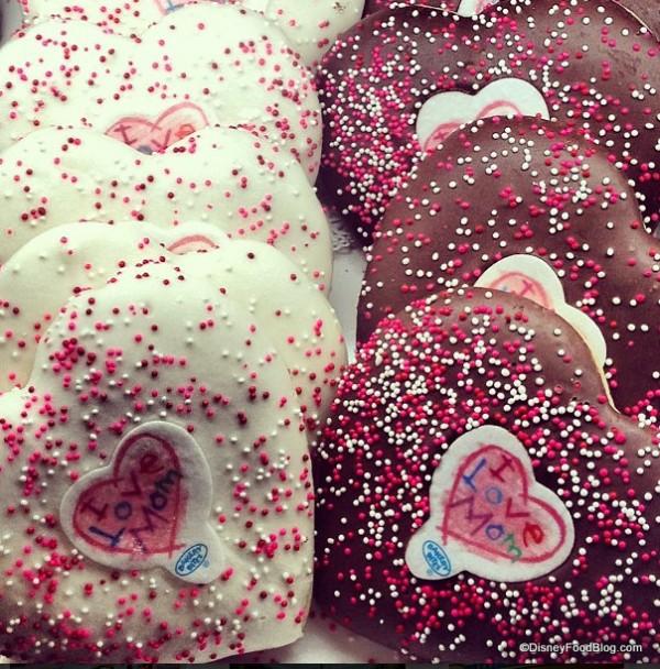 Disney Mother's Day Cookies