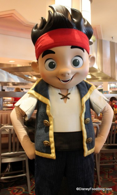 Jake from Jake and the Neverland Pirates