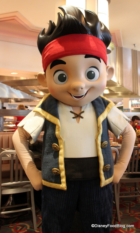 Jake From And The Neverland Pirates