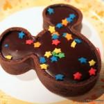 Snack Series: The Chocolate Raspberry Mickey Tart at Disney's Animal Kingdom Lodge