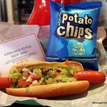 News! Disneyland's Refreshment Corner Adds a New Chicago-Style Hot Dog