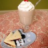 DIY Disney Recipe: Peanut Butter and Jelly Milkshake from 50′s Prime Time Cafe