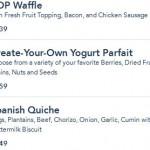 News! Menu Updates and New Dishes at Disney's Pop Century Resort Food Court