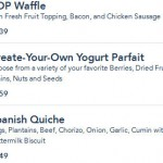 News! Menu Updates and New Dishes at Disney's Pop Century Resort Food Court