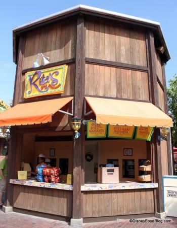 Rita's Baja Blenders